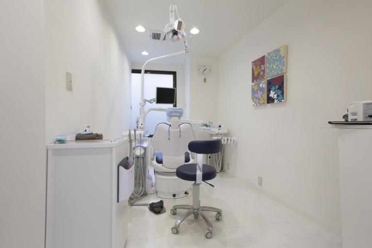 最新設備を完備した診察室