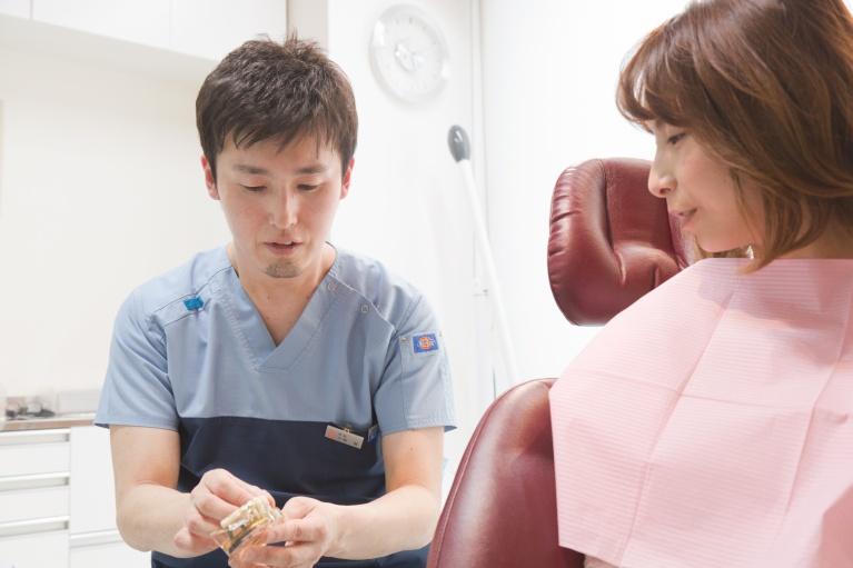 もしセラミック治療中・矯正治療中に病気になったら?